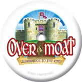 Over the Moat VBS: Logo Buttons, 20 pack
