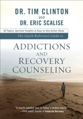 Quick-Reference Guide to Addictions and Recovery Counseling, The: 40 Topics, Spiritual Insights, and Easy-to-Use Action Steps - eBook