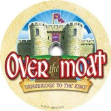 Over the Moat VBS: Theme Stickers, 50 pack