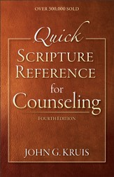 Quick Scripture Reference for Counseling - eBook