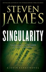 Singularity, Jevin Banks Series #2 -eBook