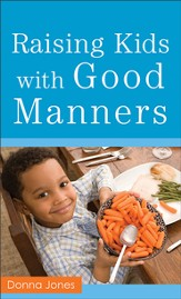 Raising Kids with Good Manners - eBook