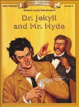 Dr. Jekyll and Mr. Hyde, Edcon Workbook, Level 4
