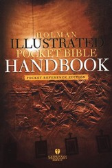 Holman Illustrated Pocket Bible Handbook - Slightly Imperfect