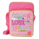 Friends, Let Us Love One Another Backpack