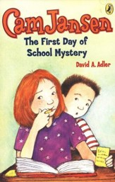 Cam Jansen #22: The First Day of School Mystery (reissue)