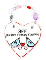 Blessed Friends Forever Plaque