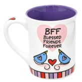 Blessed Friends Forever Mug