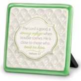 The Lord is Good Plaque