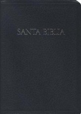 LBLA Biblia de Estudio,LBLA Study Bible, Black Imitation Leather