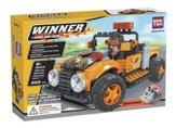 Remote Control Off-Road Truck (Orange)