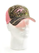 Duck Commander Cap, Camo and Pink Duck Commander Series