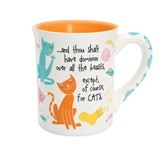 Have Dominion, Cats Mug