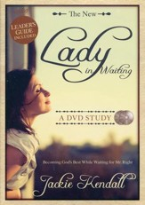 The New Lady in Waiting; DVD Study: Becoming God's  Best While Waiting for Mr. Right