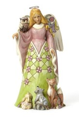 Spring Woodland Angel