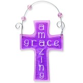Amazing Grace, Cross Suncatcher