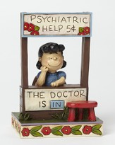 Peanuts Figurine, The Doctor is in