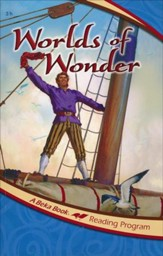 Abeka Reading Program: Worlds of Wonder