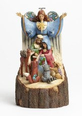 Woodland Nativity