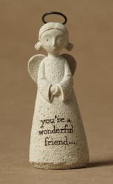 You're a Wonder Bless You!(tm) Angel Figurine
