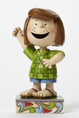 Peanuts Figurine, Peppermint Patty