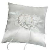 Ring Bearer Wedding Pillow