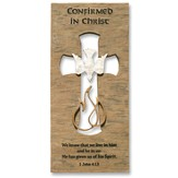 Wall Decor, Cross, Confirmation