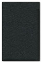 NLT: Select Reference Edition Goatskin Black