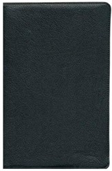 NLT: Select Reference Edition Goatskin Black Index