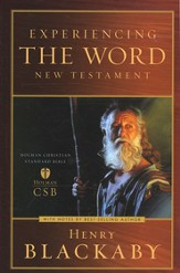 HCSB Experiencing the Word New Testament, Hardcover