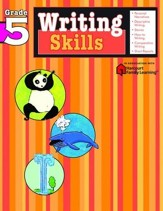 Writing Skills Flash Kids Workbook, Grade 5