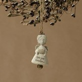 Grandpa, Bless You!(tm) Angel Ornament