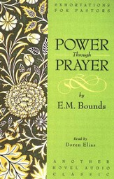 Power Through Prayer - Audiobook on CD