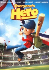 Everyone's Hero, DVD