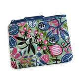 Vine And Floral Coin Purse