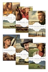 The Texas Trails Series: A Morgan Family Series / New edition - eBook