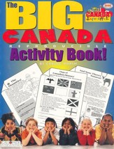 Canada Big Activity Book, Grades K-5