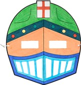 Over the Moat VBS: Design Your Own Helmet Mask, 12 pack