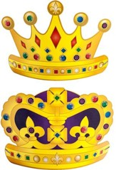 Over the Moat VBS: Crown Sticker Scene, 12 pack