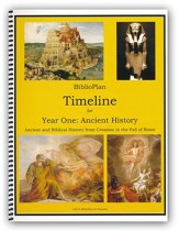 BiblioPlan Timeline for Year One: Ancient History