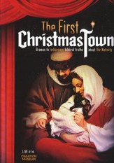 The First Christmas Town, DVD