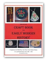 BiblioPlan Craft Book for Early Modern History