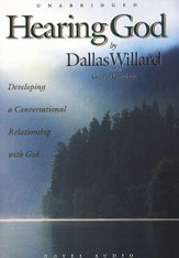 Hearing God: Developing a Conversational Relationship - Audiobook on CD