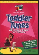 Toddler Tunes on DVD