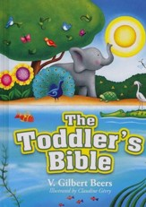 The Toddler's Bible, Repackaged - Slightly Imperfect