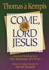 Come, Lord Jesus (Rekindling the Inner Fire) - eBook