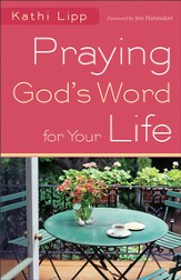 Praying God's Word for Your Life - eBook