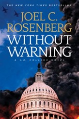 Without Warning #3, J.B. Collins Series, Paperback