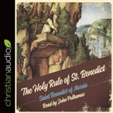 The Holy Rule of St. Benedict - audiobook on CD
