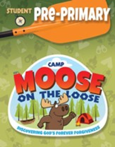 Camp Moose on the Loose: Pre-Primary Student Activity Sheets (KJV)